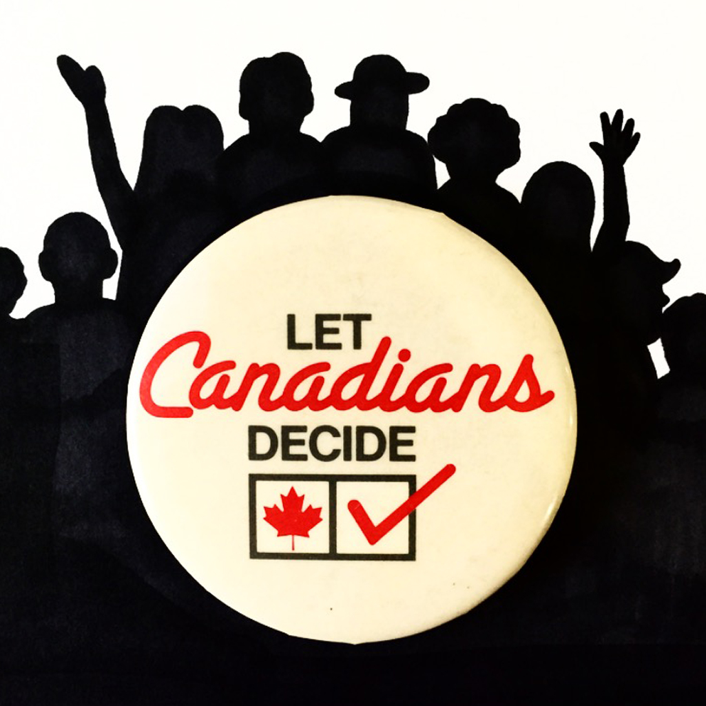 Let Canadians Decide