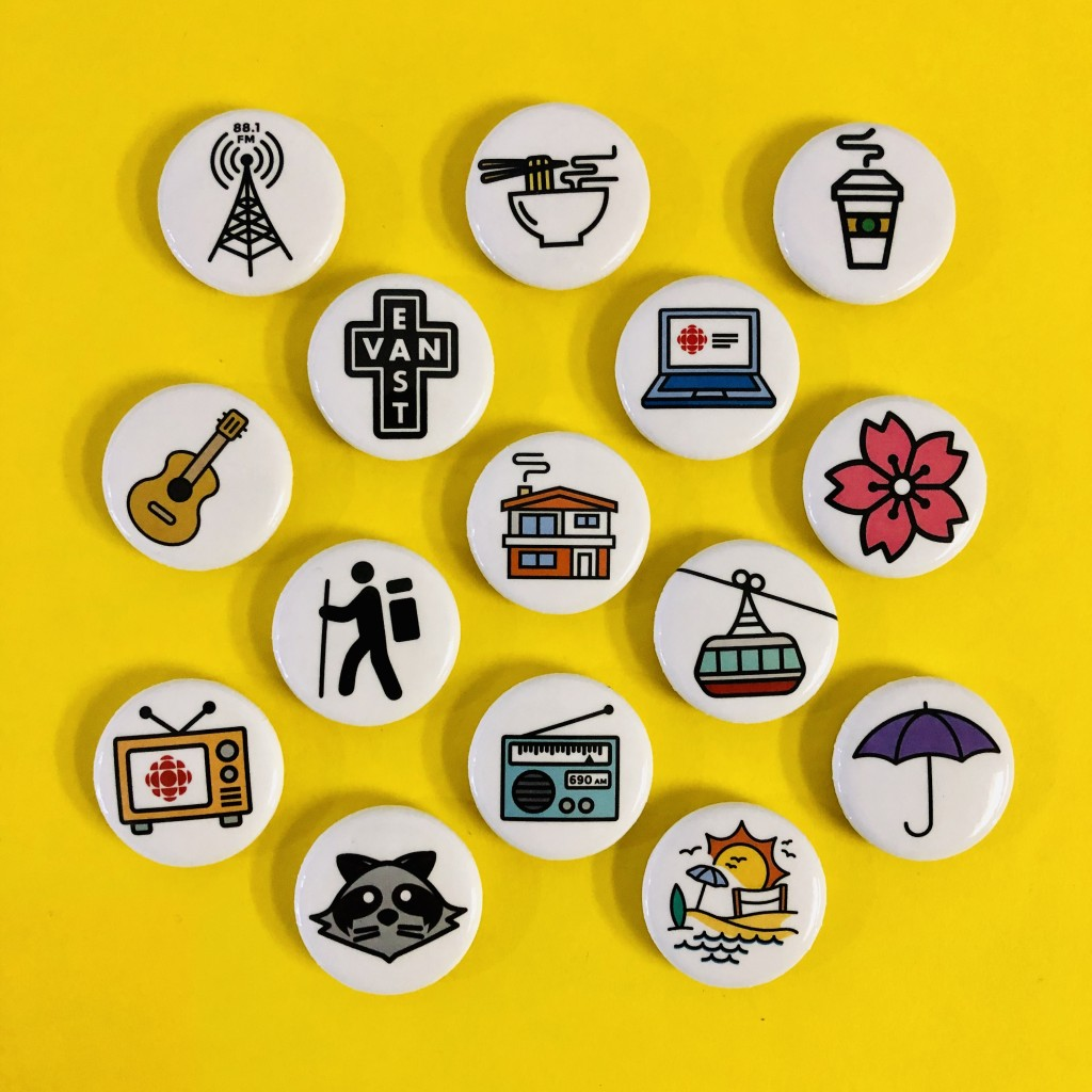 Custom Buttons Canada, Button Pins | Six Cent Press